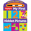 Highlights My First 123 Hidden Pictures Book