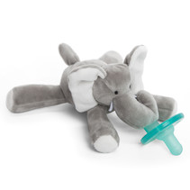 WubbaNub Grey Elephant