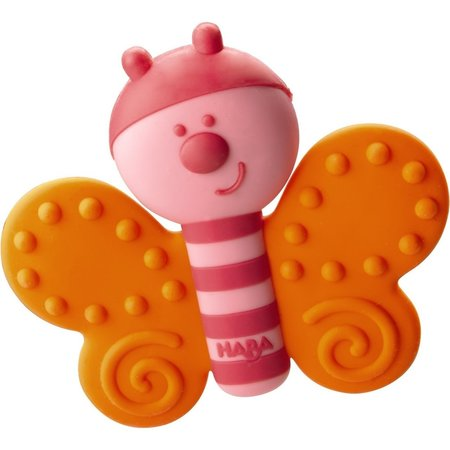 Haba Clutching Toy: Butterfly