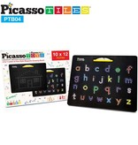 Picasso Tiles Double Sided Magnetic Drawing Board ( Freeplay/Alphabet)