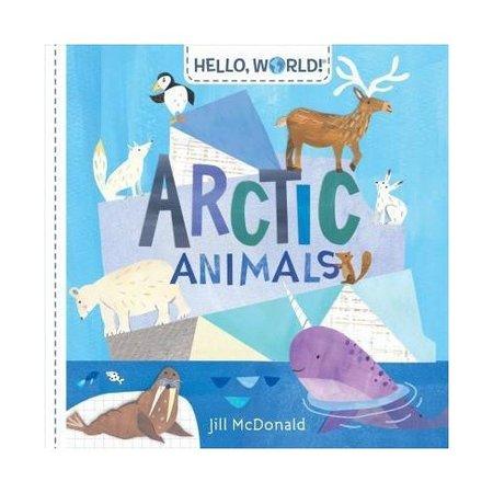 Penguin Random House Hello World!  Arctic Animals