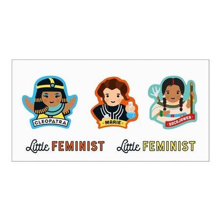 Little Feminist Temporary Tattoos