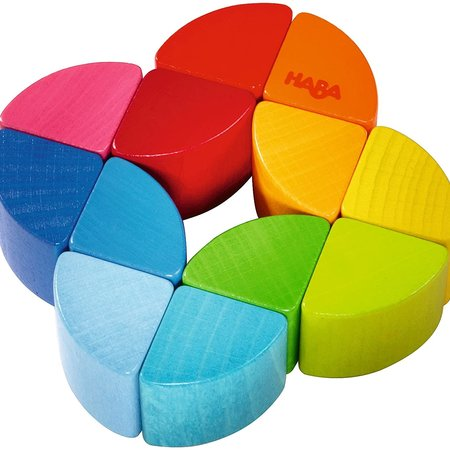 Haba Clutching Toy: Rainbow Ring