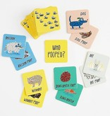 Who Pooped? Matching & Memory Game