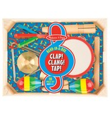 Melissa & Doug Band-in-a Box Clap! Clang! Tap!