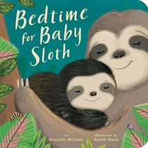 Bedtime for Baby Sloth Book