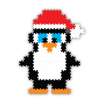 Holly Jolly Jixelz Penquin