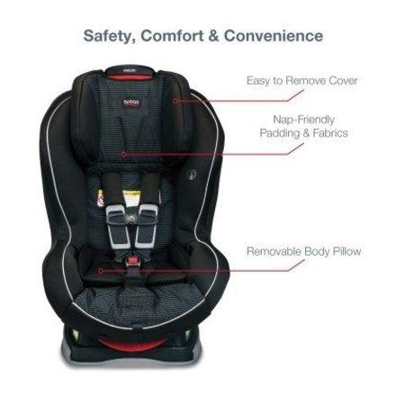 Britax Emblem Convertible Car Seat- Dash
