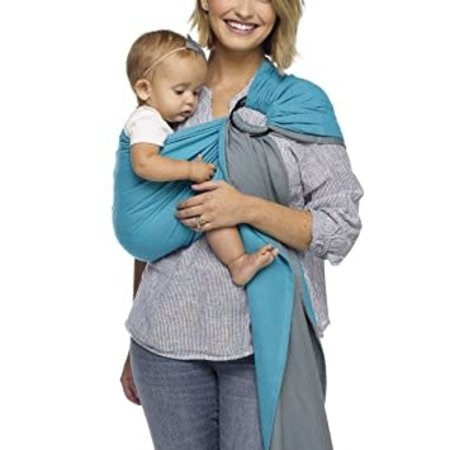 Moby Moby Ring Sling - Ocean Twist
