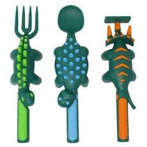 Constructive Eating Dino Utensil Set