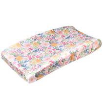Diaper Changing Pad Cover Lark
