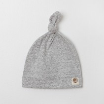 Heather Grey Hat 0-6 Month