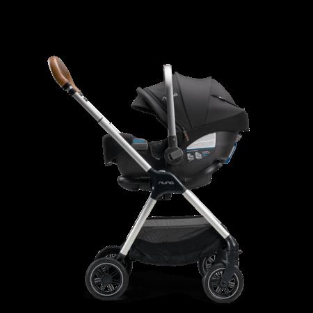 Nuna Nuna PIPA RX Infant Car Seat with RELX Base Caviar