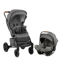 Nuna 2020 TAVO Travel System Lite Granite