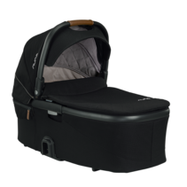 Nuna DEMI Grow Bassinet Caviar
