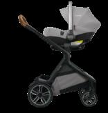 Nuna Nuna DEMI Grow Stroller + Adapters + Rain Cover + Magnetic Buckle Frost