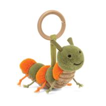 Christopher Caterpillar Ring Rattle