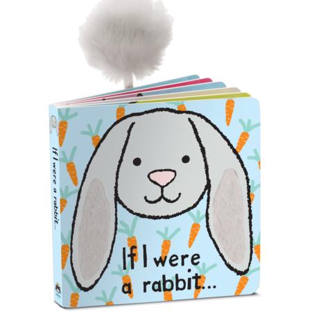 Jellycat Inc If I were a Rabbit Book