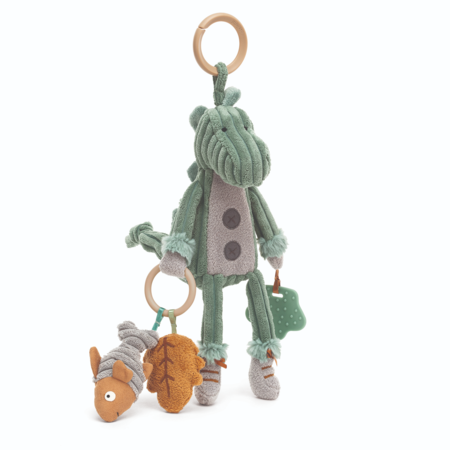 Jellycat Inc Cordy Roy Dino Activity Toy