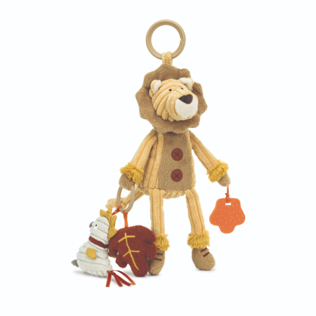 Jellycat Inc Cordy Roy Lion Activity Toy