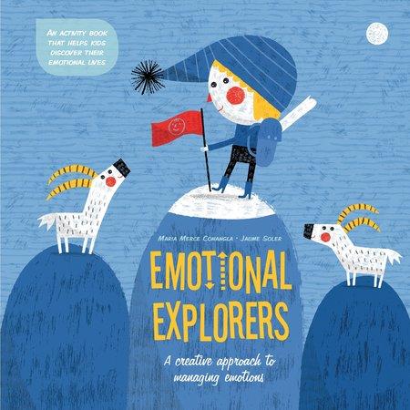 Schiffer Kids Emotional Explorers Book