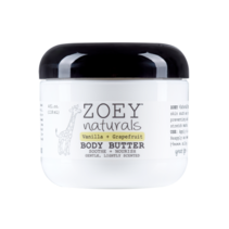 Vanilla Grapefruit Body Butter 4oz