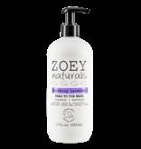 Zoey Naturals Lavender Head to Toe Wash 17oz