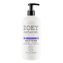 Lavender Head to Toe Wash 17oz