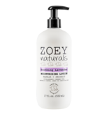Zoey Naturals Soothing Lavender Lotion 17oz
