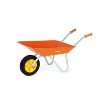 Happy Garden Metal Wheelbarrow