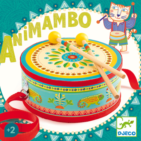 Djeco Animambo Hand Drum