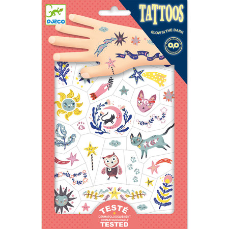 Djeco Sweet Dreams Tattoos