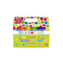 Do-a-Dot Juicy Fruits 6pk