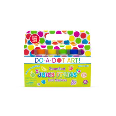 Do-a-Dot Do-a-Dot Juicy Fruits 6pk