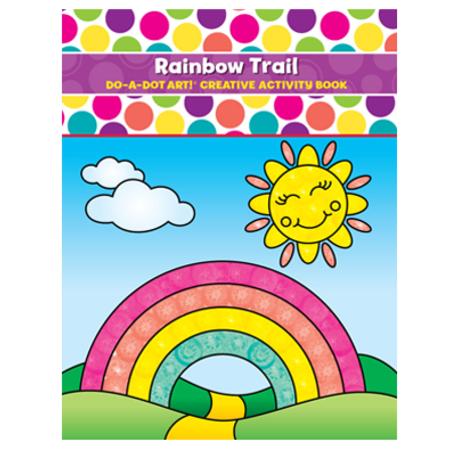 Do-a-Dot Do-a-Dot Rainbow Trail Book