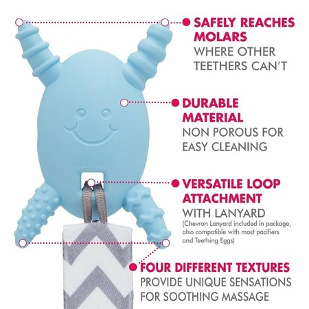 The Teething Egg The Molar Magician by The Teething Egg
