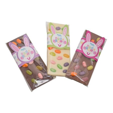 Sweet Pete's Candy White Chocolate Easter Egg Hunt Bar