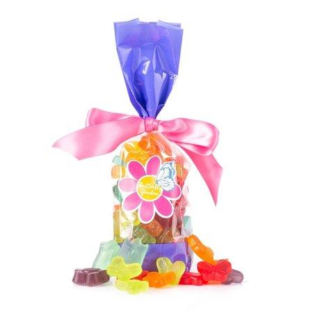 Sweet Pete's Candy Butterfly Garden Gummy Bag