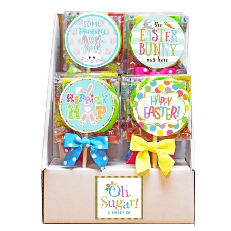 Oh, Sugar! Easter Mix Up Pops