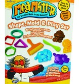 Relevant Play Mad Mattr Shape, Mold and Play Set