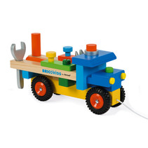 Brico Kids DIY Construction Truck