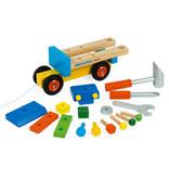 Janod Brico Kids DIY Construction Truck