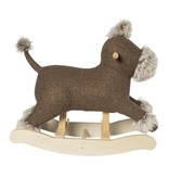 The Manhattan Toy Co Terrier The Plush Rocker