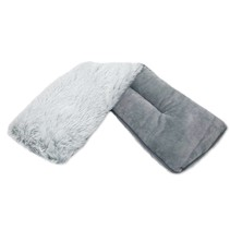 Warmies Marshmallow Neck Wrap- Gray