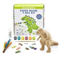 Kid Made Modern Paper Mache T Rex Kit