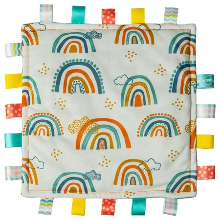 Mary Meyer Taggies Original Comfy Rainbow
