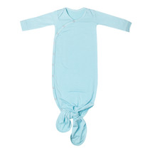 Newborn Knotted Gown Sonny