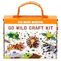 Kid Made Modern Go Wild Craft Kit