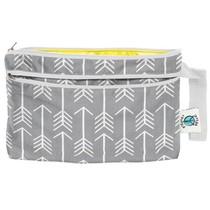 Wet/Dry Diaper Clutch
