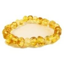 "Baltic Amber Bracelet (7-8"")"
